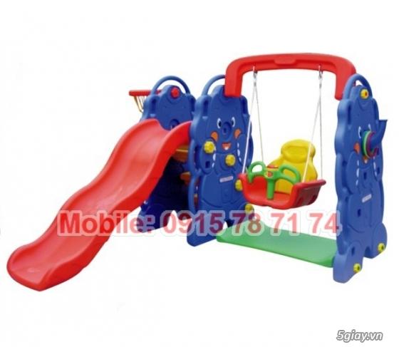 Cầu trượt mini cho bé - 1