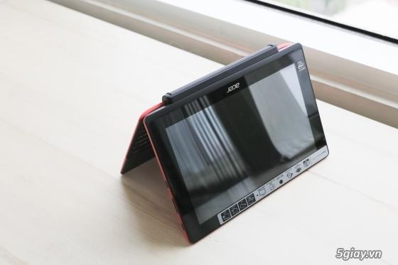 Laptop acer aspire switch 10 e - sw3 – năng động, trang nhã, đầy cá tính - 78635