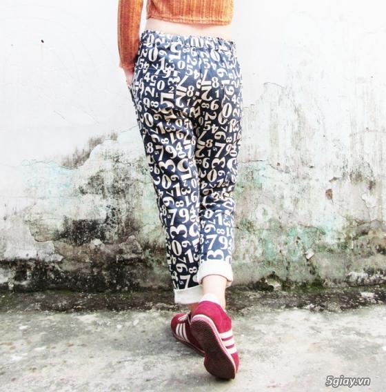 Quần baggy nữ đẹp, giá rẻ|quần jeans baggy|quần baggy kaki|quần baggy vải - 20