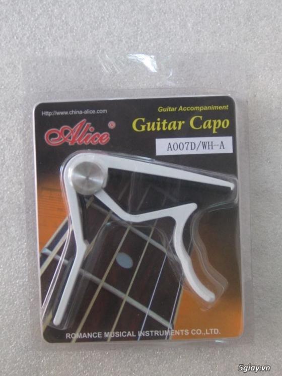 phụ kiện guitar giá rẻ - phụ kiện guitar giá rẻ gò vấp - 13