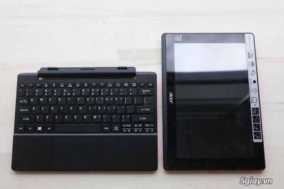Laptop acer aspire switch 10 e - sw3 – năng động, trang nhã, đầy cá tính - 78638