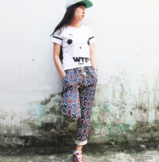Quần baggy nữ đẹp, giá rẻ|quần jeans baggy|quần baggy kaki|quần baggy vải - 17