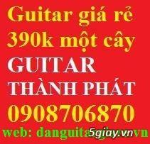 Đàn guitar giá rẻ gò vấp hcm 390k,490k, 590k,690k...980k,1200k GUITAR THÀNH PHÁT - 4