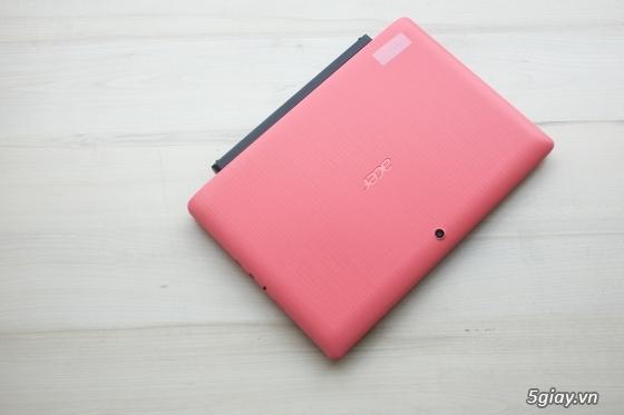 Laptop acer aspire switch 10 e - sw3 – năng động, trang nhã, đầy cá tính - 78632