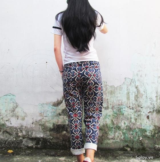 Quần baggy nữ đẹp, giá rẻ|quần jeans baggy|quần baggy kaki|quần baggy vải - 18
