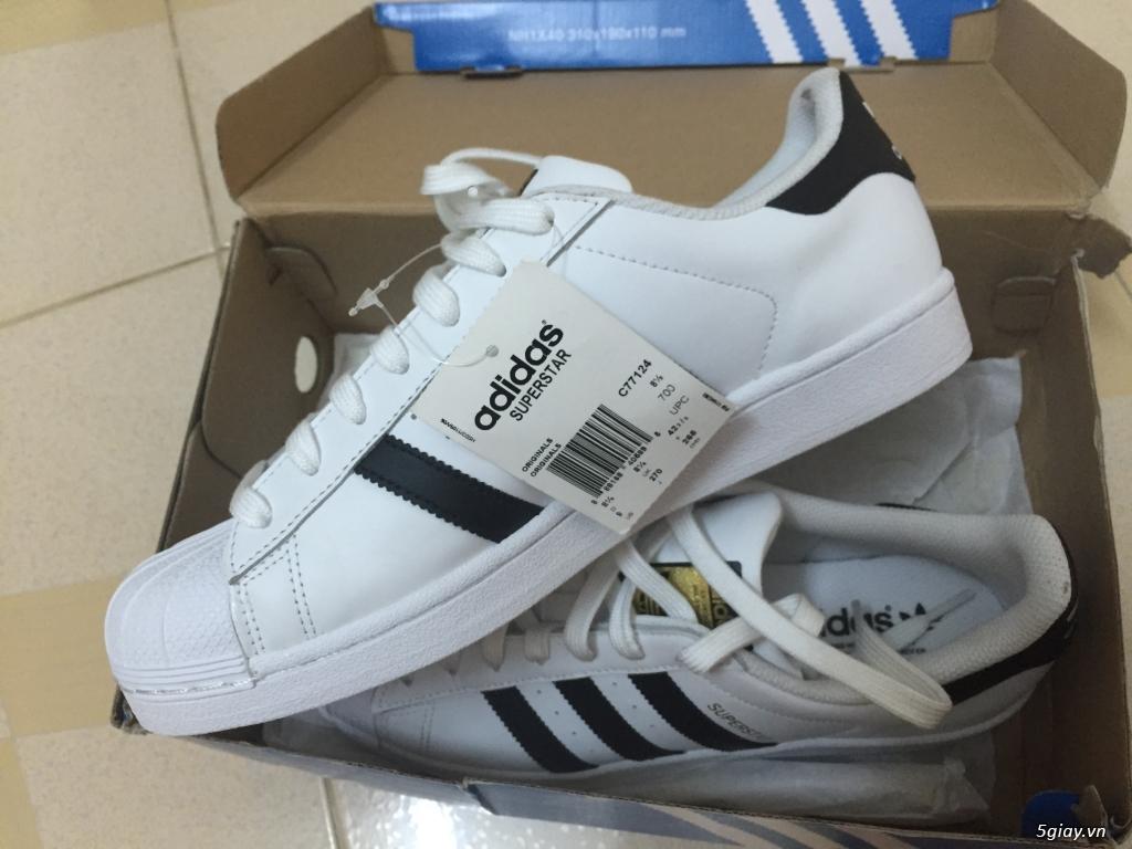 Adidas superstar originals 100% us tem đồng - 1