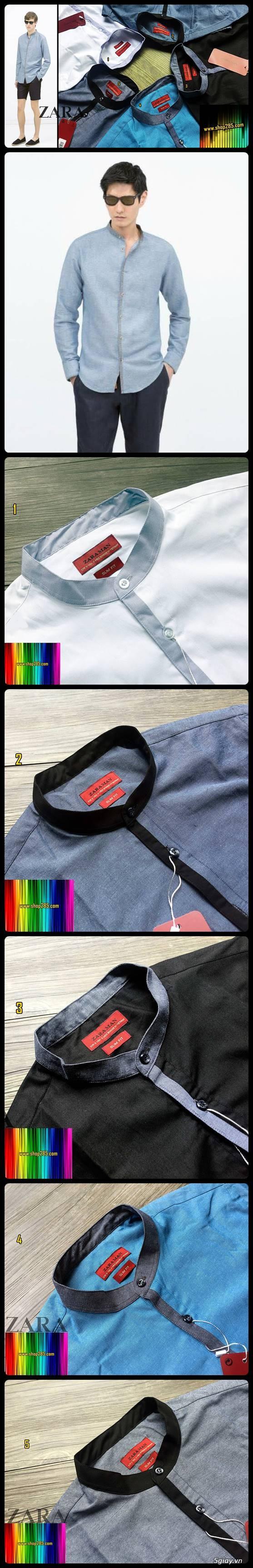 Áo thun Hollister VNXK,áo thun SuperDry VNXK ,áo A&F VNXK ,áo thun cổ tim thun láng - 10