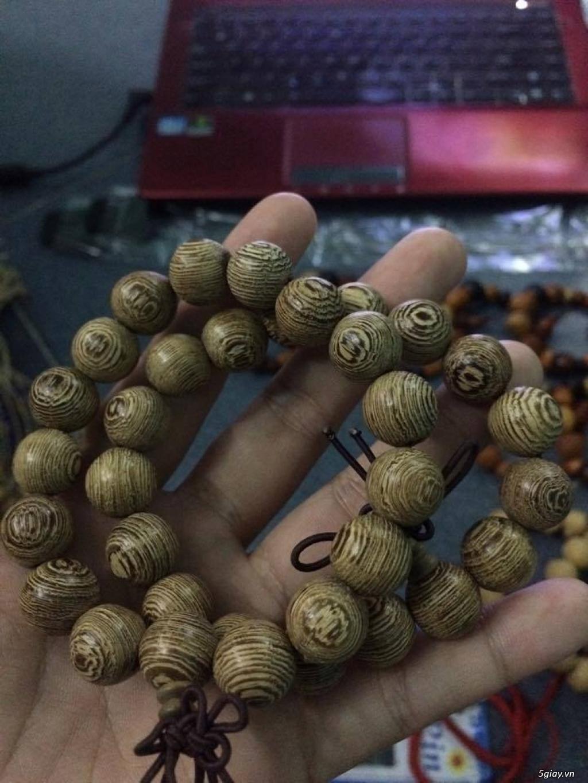 Vòng đeo tay ( hạt, đá, gỗ, đất sét...) - 3