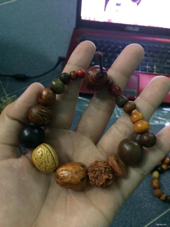 Vòng đeo tay ( hạt, đá, gỗ, đất sét...) - 6