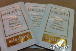 Bán hàng Sample mỹ phẩm SISLEY Paris - 19