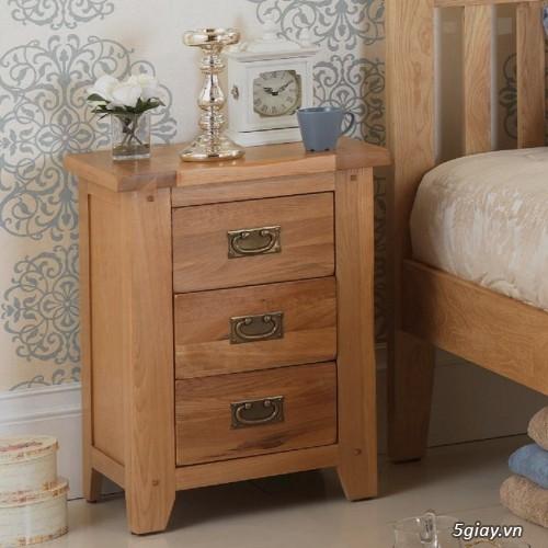 Bàn ghế giường tủ gỗ sồi Mỹ và Nga giá tốt nhất Sài Gòn - 47