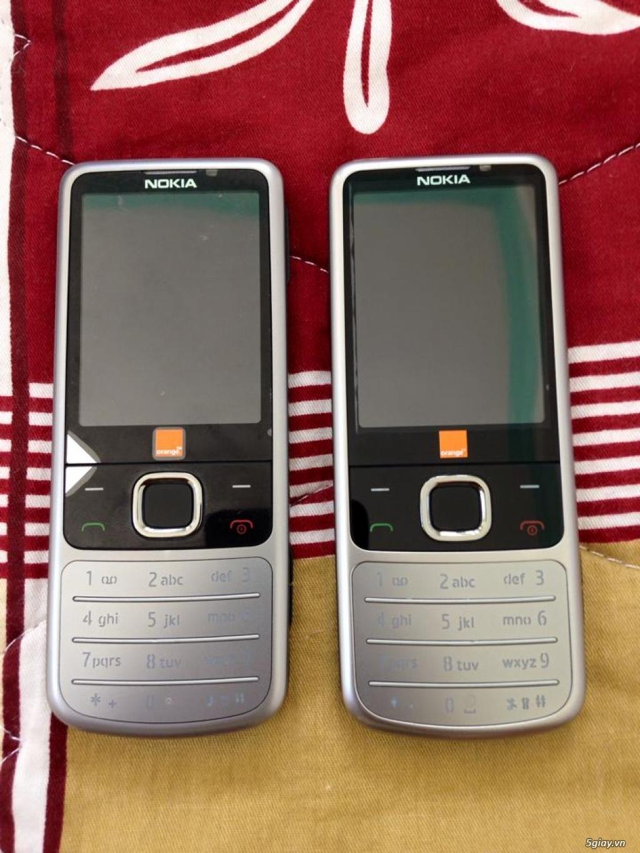 HCM - - Nokia 6700c Matt Steel new 100% nhà mạng Orange UK