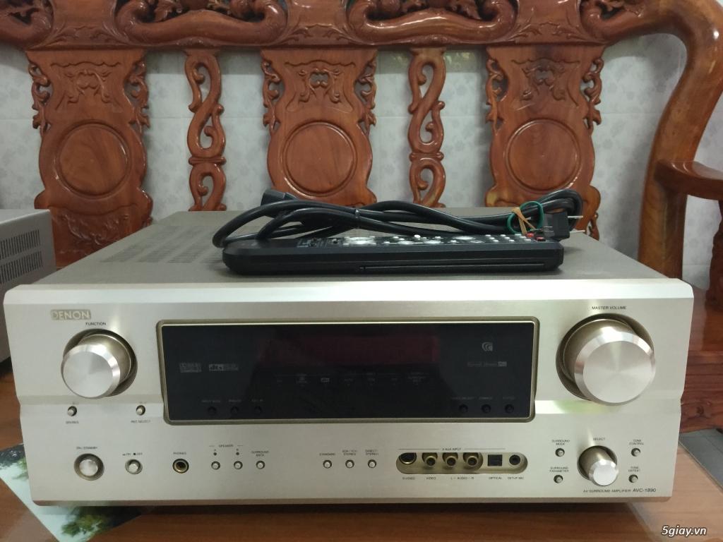 Chuyên bán :receiver-xem phim- denon -yamaha - pioneer-cdp- dvd-loa-sub:gía tốt - 26