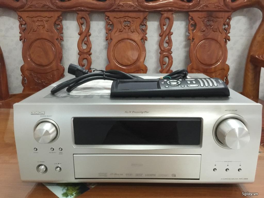 Chuyên bán :receiver-xem phim- denon -yamaha - pioneer-cdp- dvd-loa-sub:gía tốt - 14
