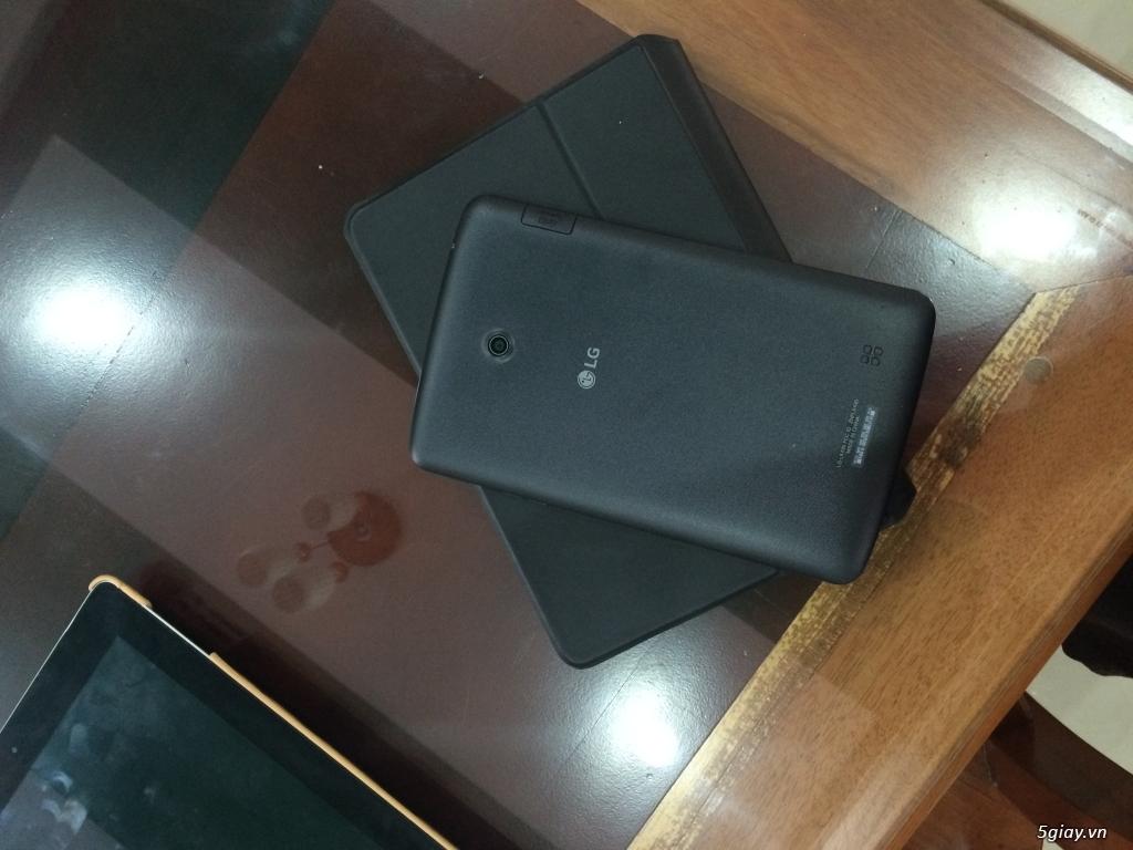 HCM : Cho ra đi 1 em Ipad 2 16GB Wifi & 1 em LG G Pad F 7.0 - 4