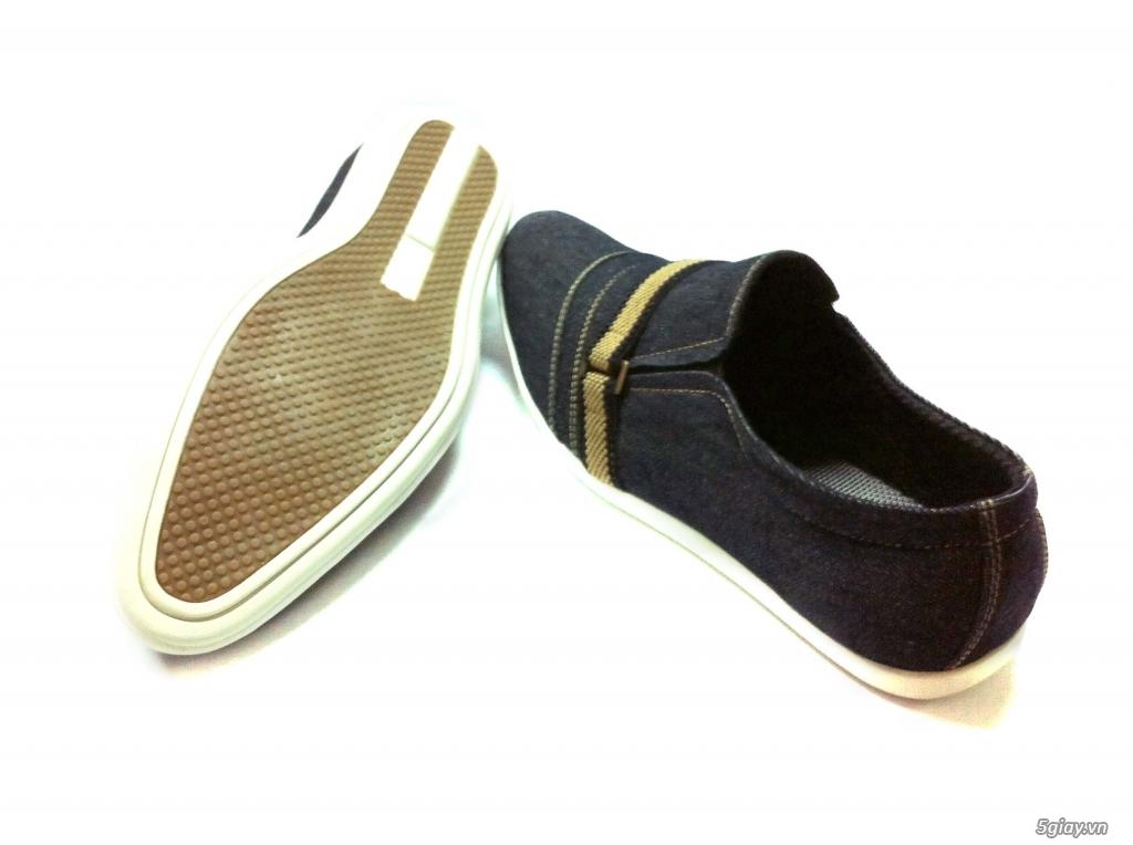 [handmadeshoe]- giày da thật giá rẻ - 14