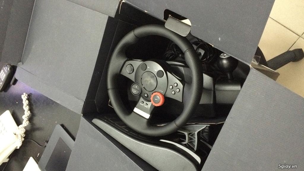 Logitech Driving Force GT chính hãng 100% - 1