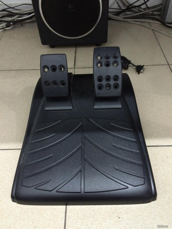 Logitech Driving Force GT chính hãng 100% - 4