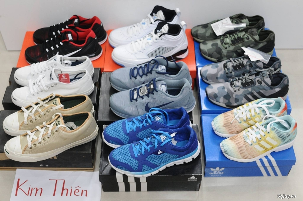 Hot Shoes Saigon, Cung cấp giầy adidas, nike, jordan Real 100% - 5