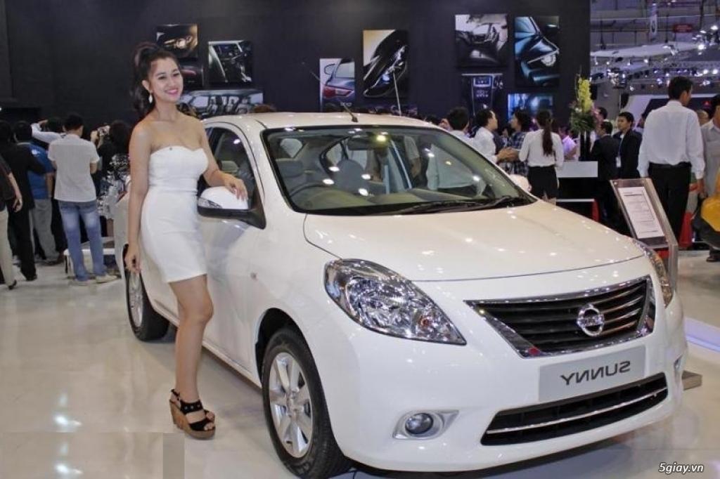 Nơi bán xe Nissan Sunny 2015 giá tốt nhất, Nissan Sunny khuyến mãi hấp dẫn, giao xe ngay - 7