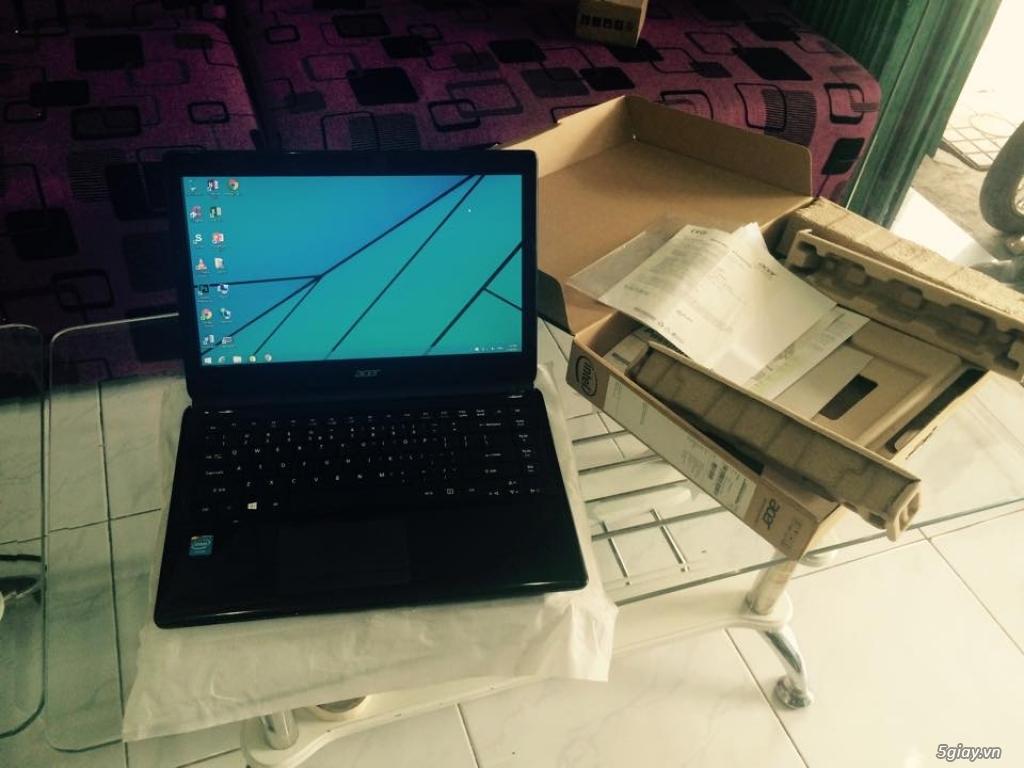 Laptop Acer Aspire E1 432 New Full Thung Gia 4tr