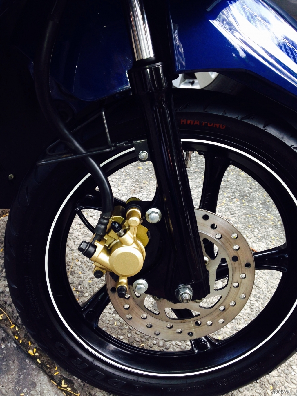 Yamaha luvias fi mau xanh trang 2013 - 1