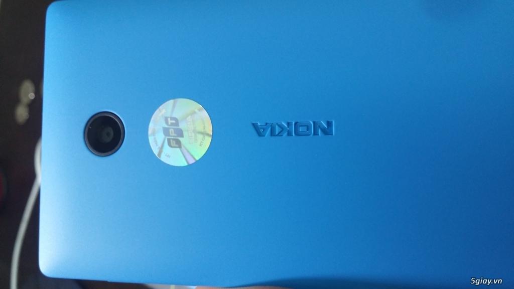 Bán Nokia X RM980, 2 Sim, hdh Android, hàng FPT mới 100% - 1