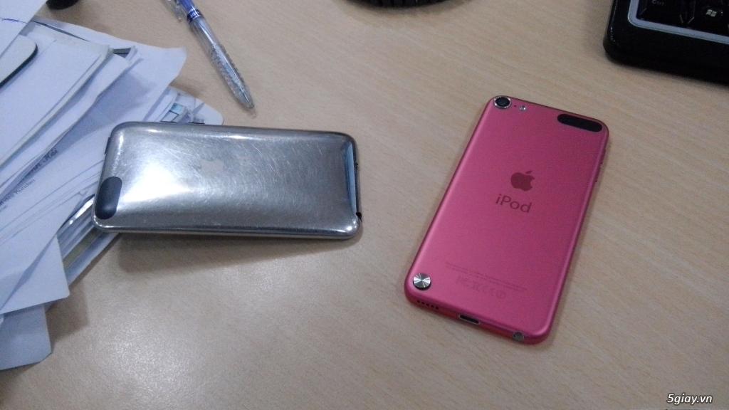 Ipod Touch Gen 5 32Gb Icloud 1tr + Gen 3 64 Gb 900K - 2
