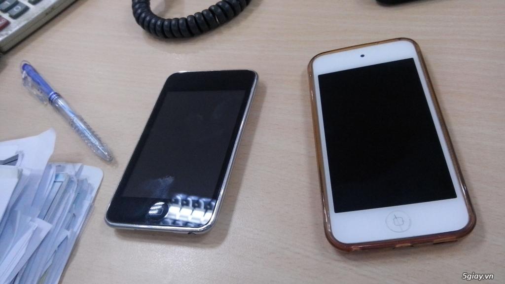 Ipod Touch Gen 5 32Gb Icloud 1tr + Gen 3 64 Gb 900K - 1