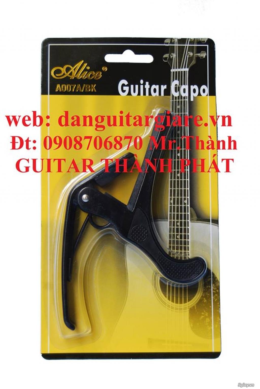 phụ kiện guitar giá rẻ - phụ kiện guitar giá rẻ gò vấp - 5