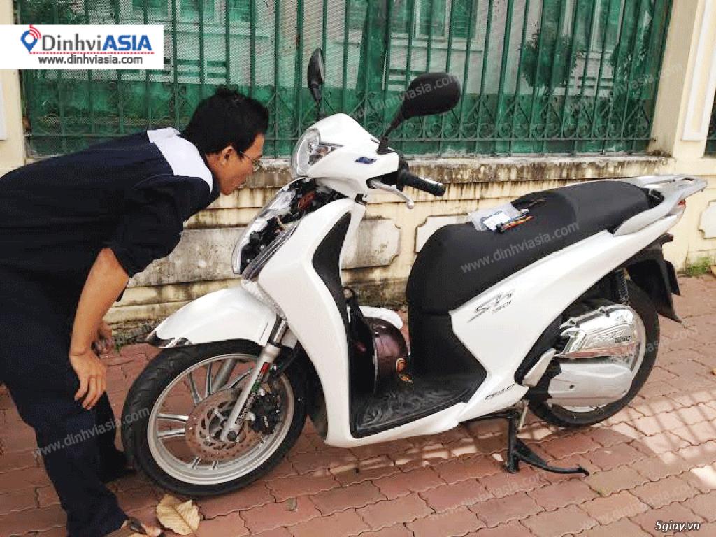 Định vị - Giám sát hành trình - Chống trộm Ô tô xe máy - 14