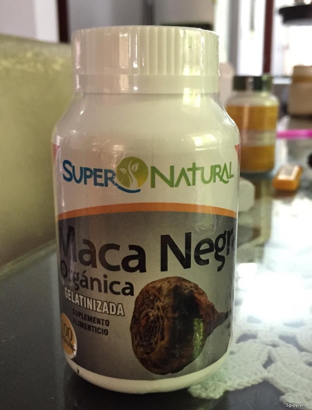 Dược lực Maca nổi tiếng (hàng xách tay từ Peru) - 3