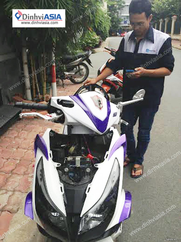 Định vị - Giám sát hành trình - Chống trộm Ô tô xe máy - 13