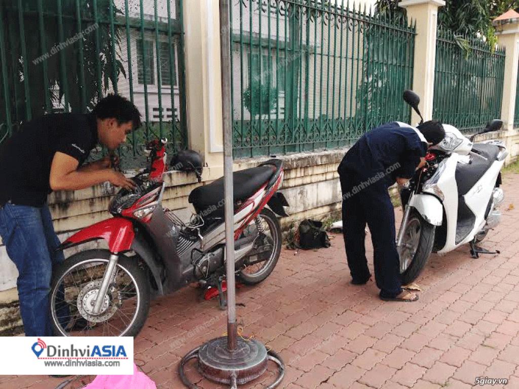Định vị - Giám sát hành trình - Chống trộm Ô tô xe máy - 12