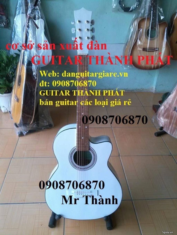 Đàn guitar gỗ hồng đào, còng cườm, điệp, sồi pháp giá rẻ gò vấp hcm - 2