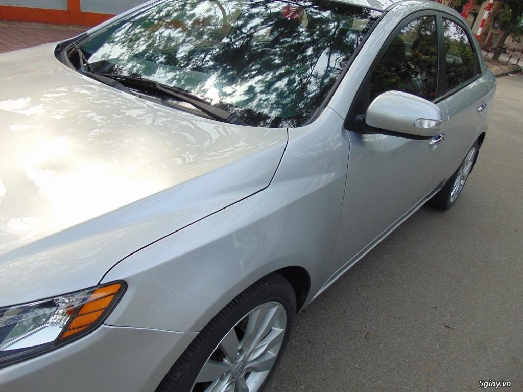 Cần bán chiếc xe Kia Forte Sli 2009 - 3