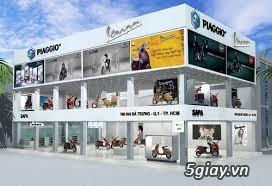 PIAGGIO SAPA -Nhà phân phối tiên phong  PIAGGIO -VESPA - 26