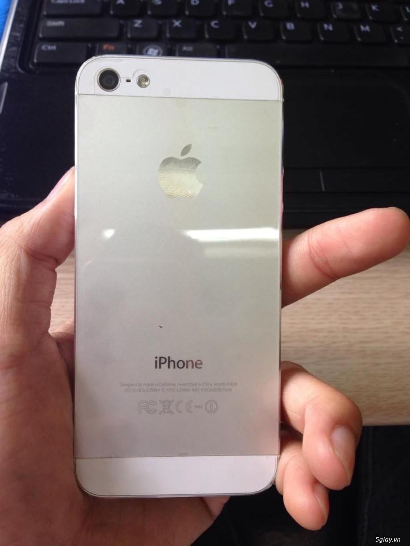 Iphone 5 32gb White or GL Sony Z2 - 4