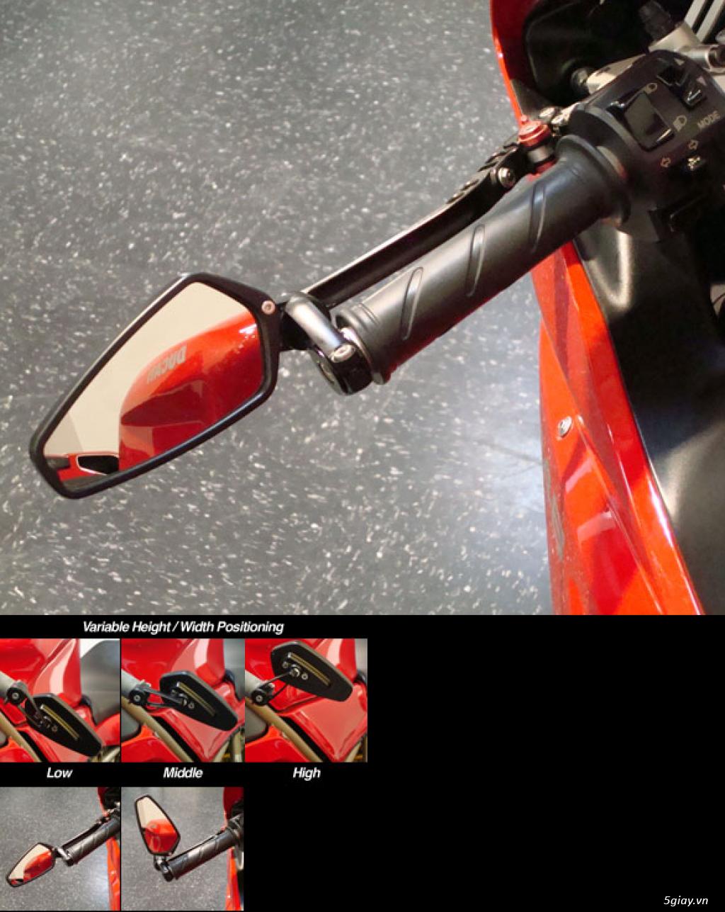 Chuyên Phụ Kiện Moto CRG Chính Hãng USA Giá Rẻ - 24