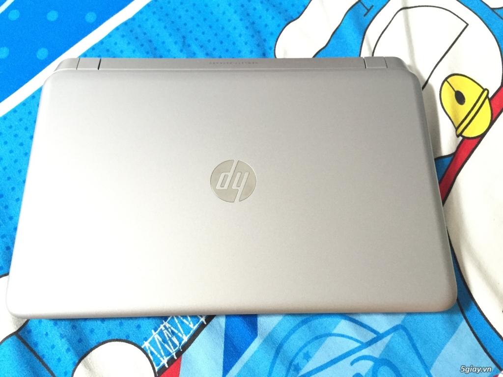HP Envy 15 TouchScreen i7 Card Nvidia GTX850 8Gb Ram cực mới 99% - 3