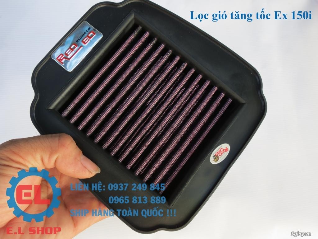 E.L SHOP Đèn led siêu sáng xe mô tô: XHP50, XHP70 i7, Cree, Philips Lumiled,Gương cầu LED xe gắn máy - 1
