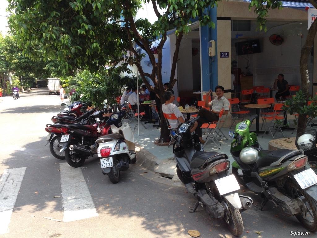 Sang quán cafe 2 mặt tiền - 1
