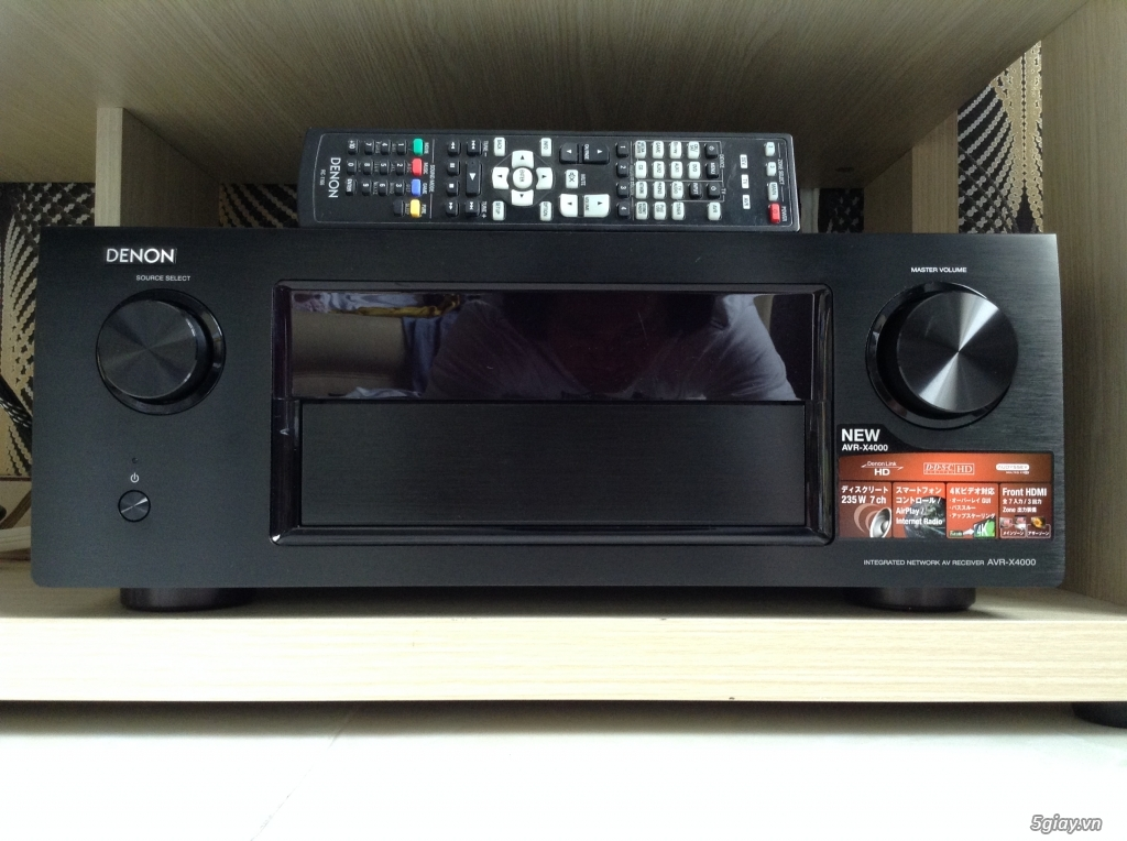 cd-marantz-6004-marantz-na-7004-bluray-sony-yamaha rx-a1040-loa cột-center-surround