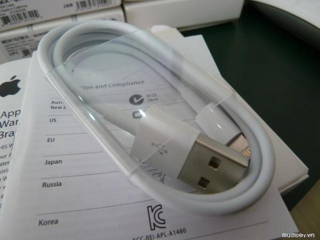 Chuyên bán sạc cáp, tai nghe zin hãng Apple của các loại ipad , iphone - 3