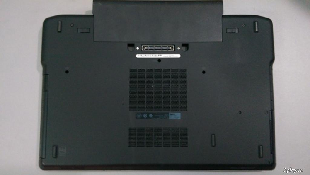 Dell Latitude E6530 core i7 3740QM... mới 99%... giá bèo - 2
