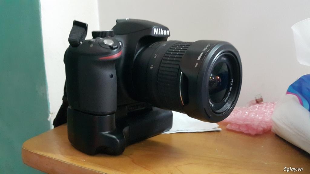 Nikon D3200 Cần Bán