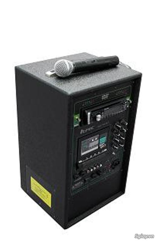 Amply đa năng H-PEC MA811, Thiết bị âm thanh lưu động ngoài trời giá rẻ - 7