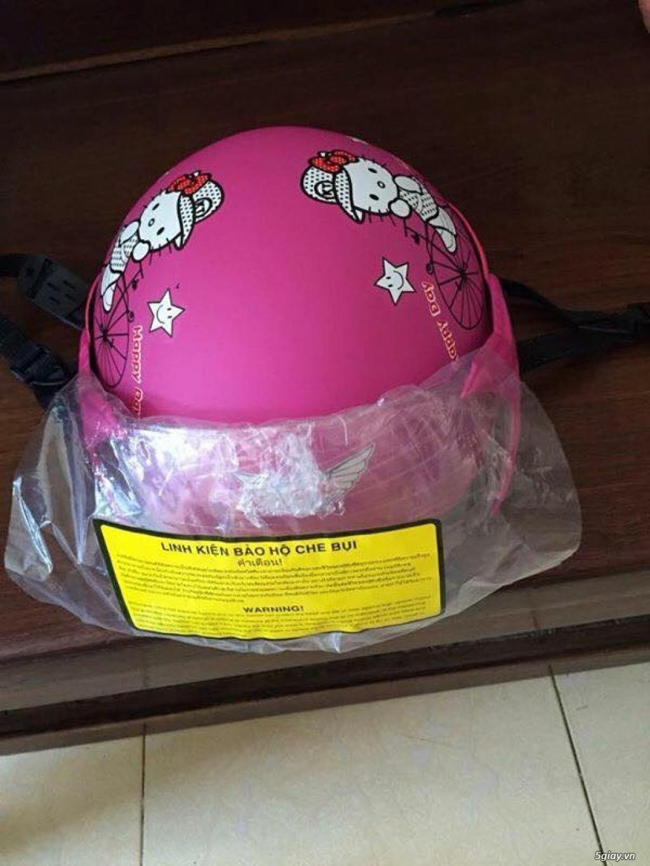 nón bảo hiểm trẻ em, hàng chất giá hot - 7
