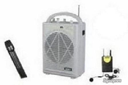 Amply đa năng H-PEC MA811, Thiết bị âm thanh lưu động ngoài trời giá rẻ - 8