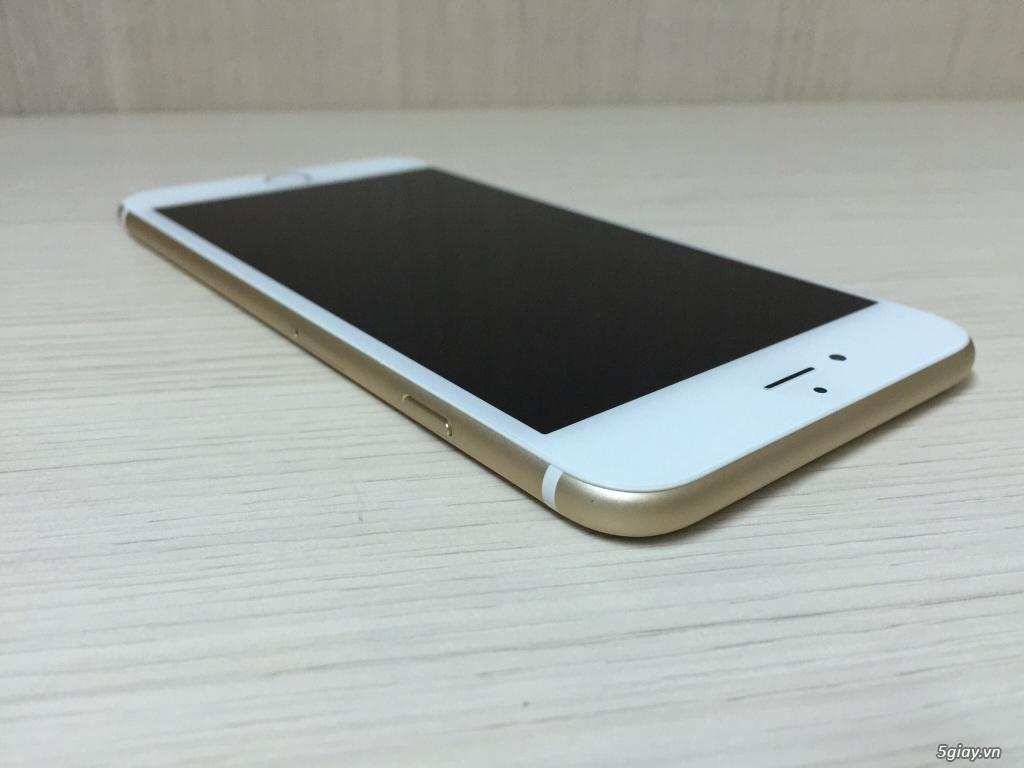 IPhone 6 PLUS 16G Gold Quốc Tế máy khá đẹp..